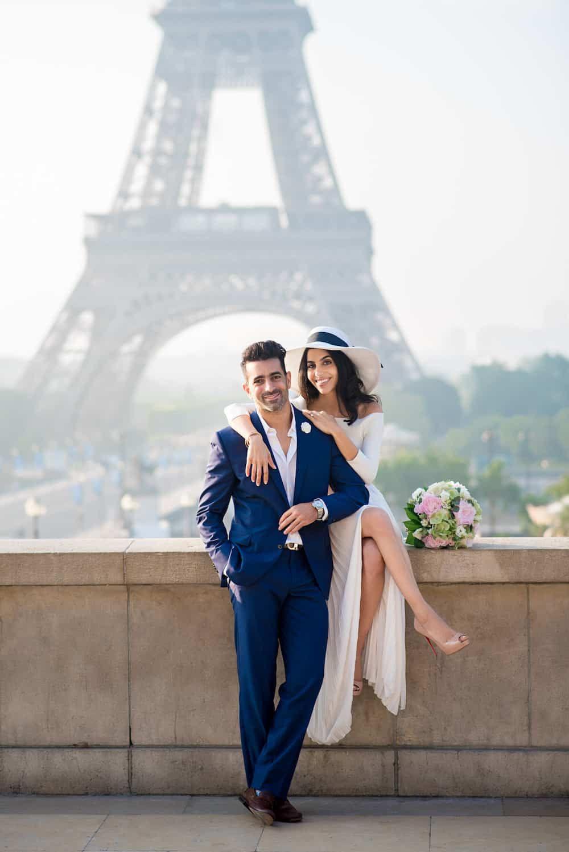 Fashionable Engagement In Paris Par Amir In 2020 Paris