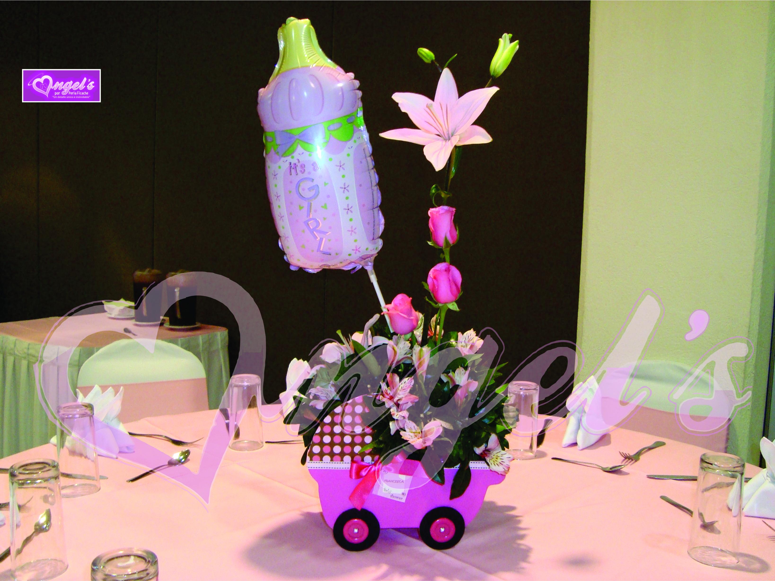 Arreglos De Mesa Para Baby Shower Baby Shower Ideas