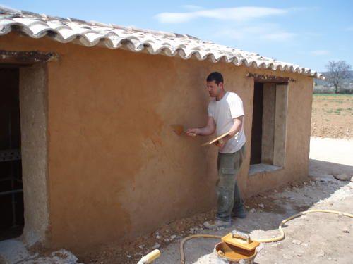 Isolation paille en rénovation maison paille Pinterest