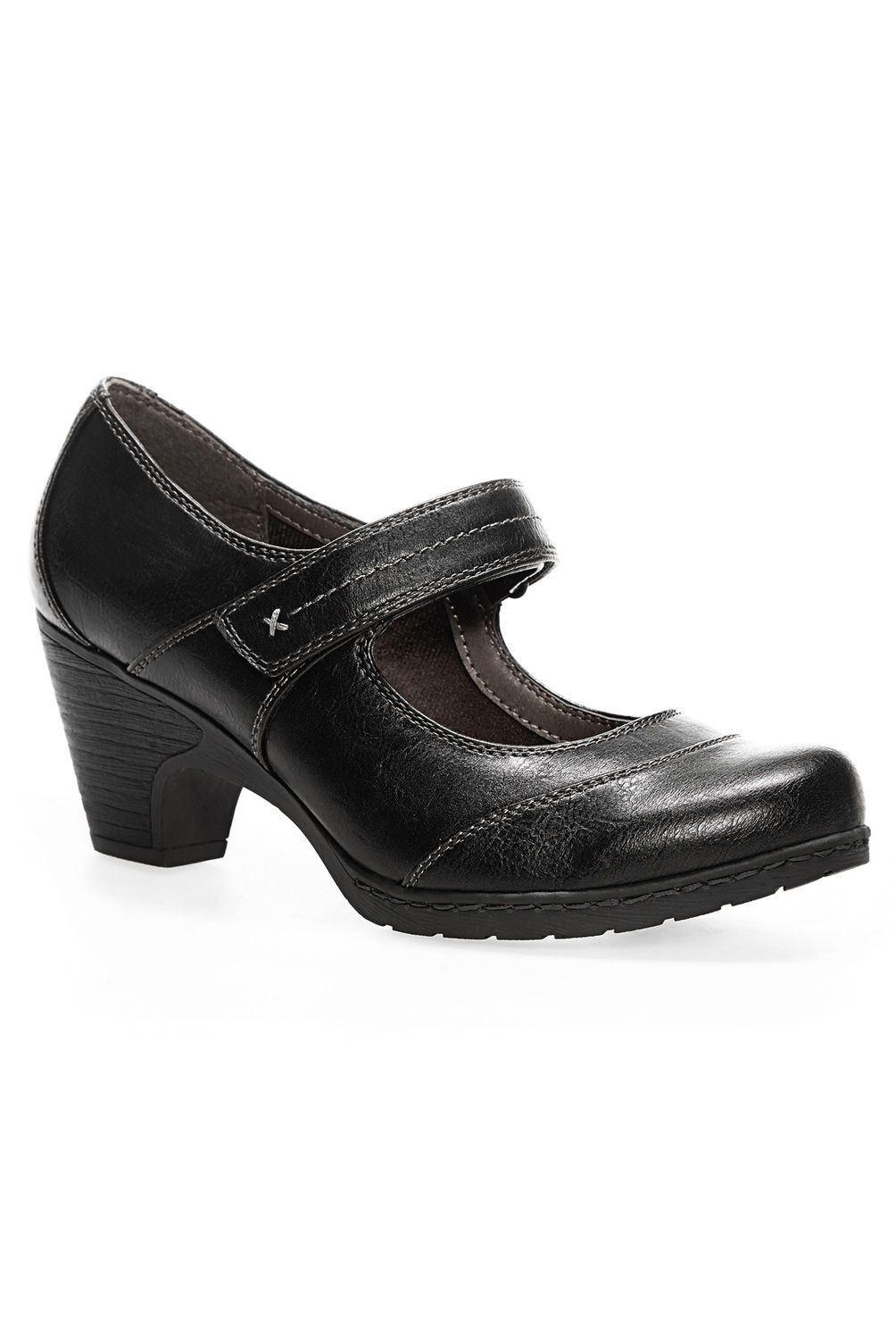 a0d2681e29f Florham Cloudwalkers® Comfort Mary Jane-Wide Width Shoe-Avenue ...