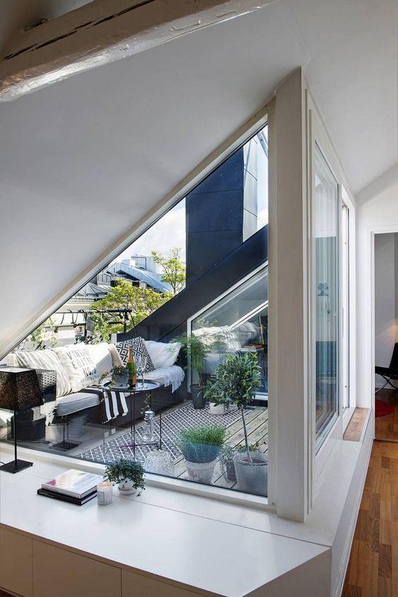 Maison} 5 astuces pour aménager ses combles   Dachfenster ...