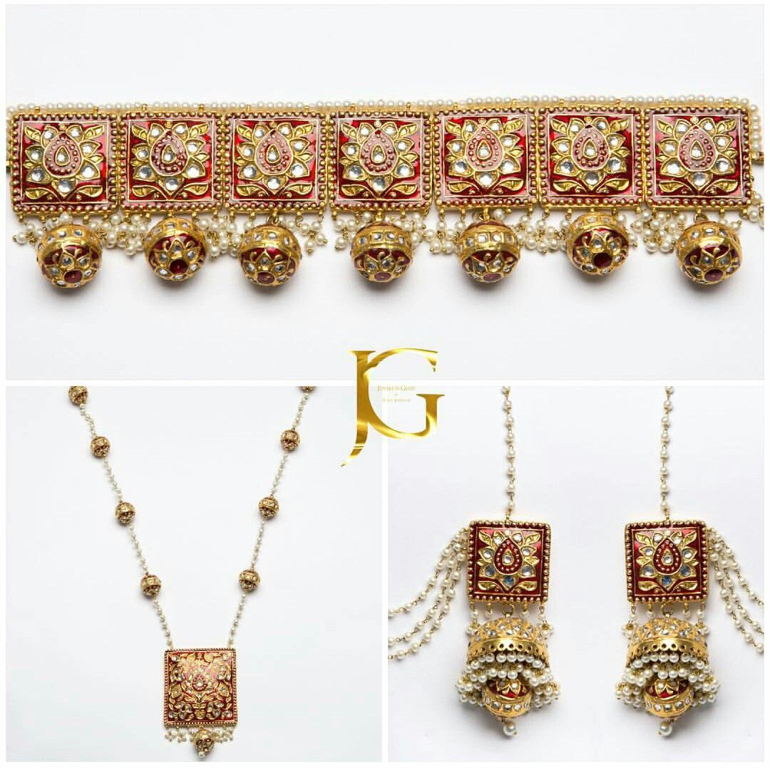 Pin by Sweta Amin on gold | Pinterest | Jewelery, Jewel and Indian ...