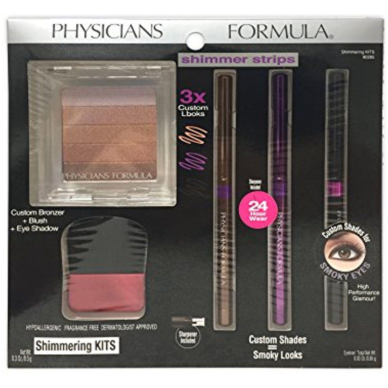 Physicians Formula Shimmering Kits, 0.284 Pound *** Check