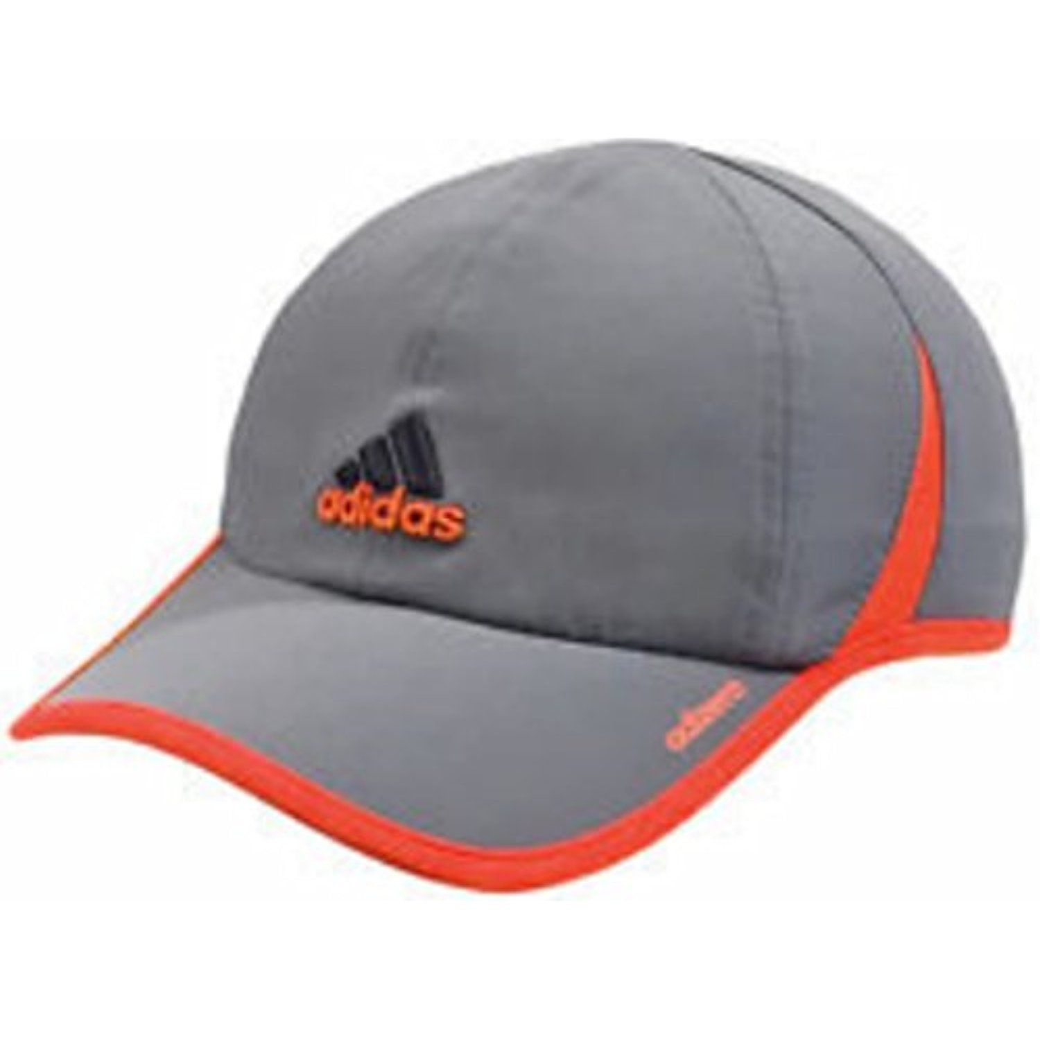 6fef1d6c023 adidas Adizero II Stretch Cap (Tech Grey High Res Red) Running Sports  Fitness Hat   Click image for more details. (This is an affiliate link)   Accessories