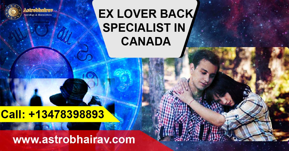Ex lover Back Specialist in Canada Black magic removal