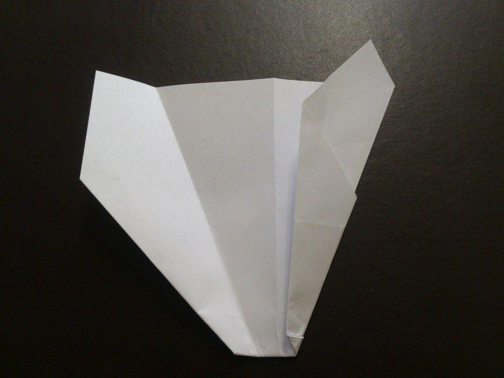 飛ぶ 飛行機 よく 折り紙 紙