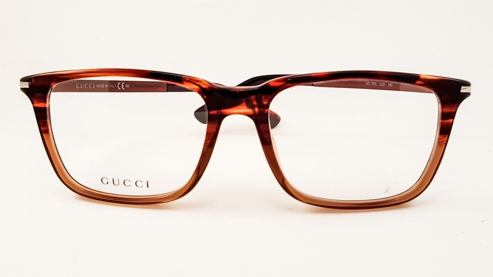 c72b343676e Gucci GG1105 GZF Havana New Authentic 53