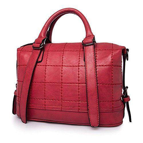 [Visit to Buy] Women messenger bags Vintage style PU