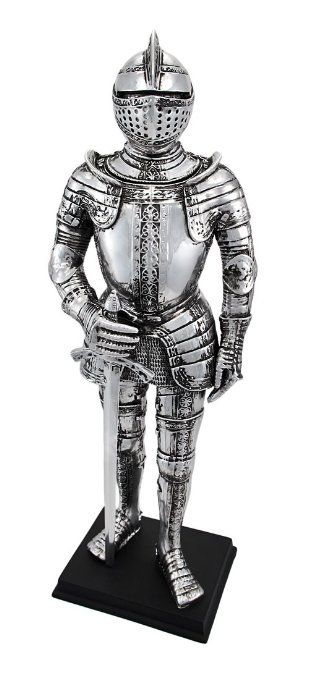 Suit Of Amour 36 Inch Cutout Medieval Renaissance Party Wall Decoration
