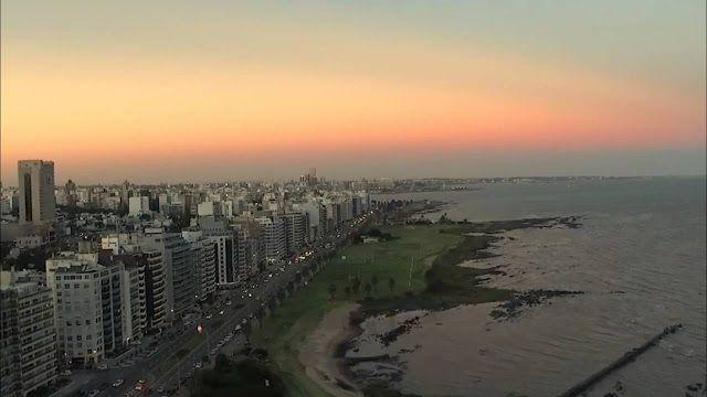 Ricardo Hougham Guerrero: Fotografía aérea de Uruguay (Drone)