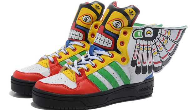 adidas jeremy scott ragazzi scarpe 2013 formatori e calzature
