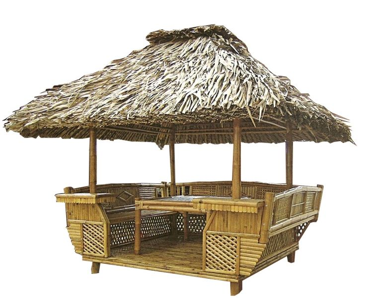mobilier en bambou | Meubles en rotin, bambou, salon de jardin ...