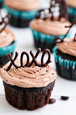 Xoxo cupcake! so cute. could do short names too.