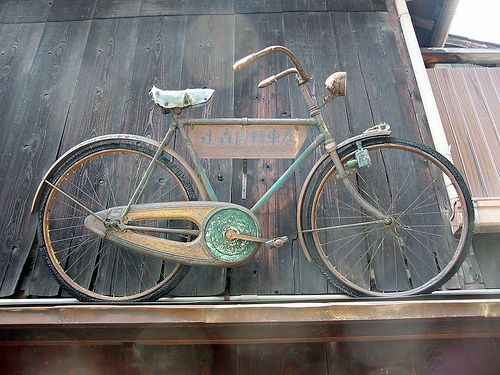 Perfect Pistachio For Www Maisyandgrace Co Nz Christal Lunt Lowe Bicycle Old Bicycle Retro Bicycle