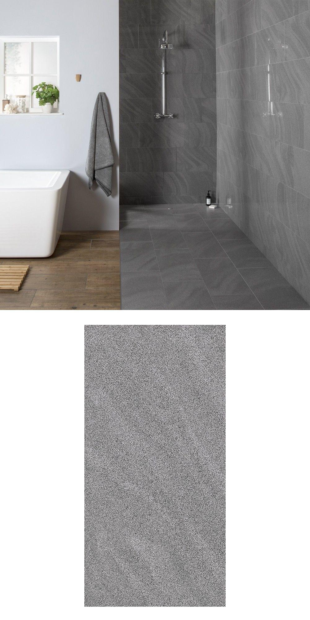 Nain Black Slate Effect Tiles 30 X 60 Cm Slate Effect Tiles Tile Floor Porcelain Tile Bathroom