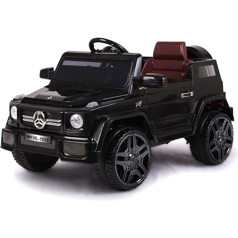 Rovo Kids Ride On Car Mercedes G65 Inspired Electric Toy