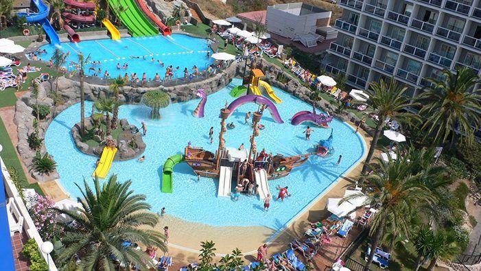 5 Hoteles Para Ir Con Niños En Málaga Parque Acuatico Hoteles Hoteles Para Niños