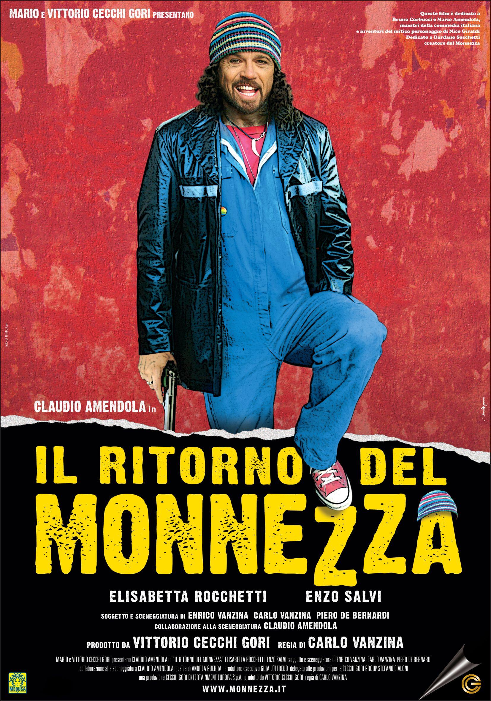 Risultati immagini per IL RITORNO DEL MONNEZZA ( 2005 ) POSTER