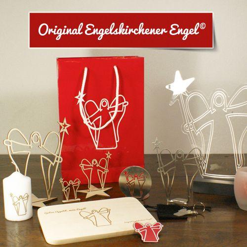 Weihnachtsbeleuchtung Engel.Original Engelskirchen Engel Der Schutzengel Shop Für