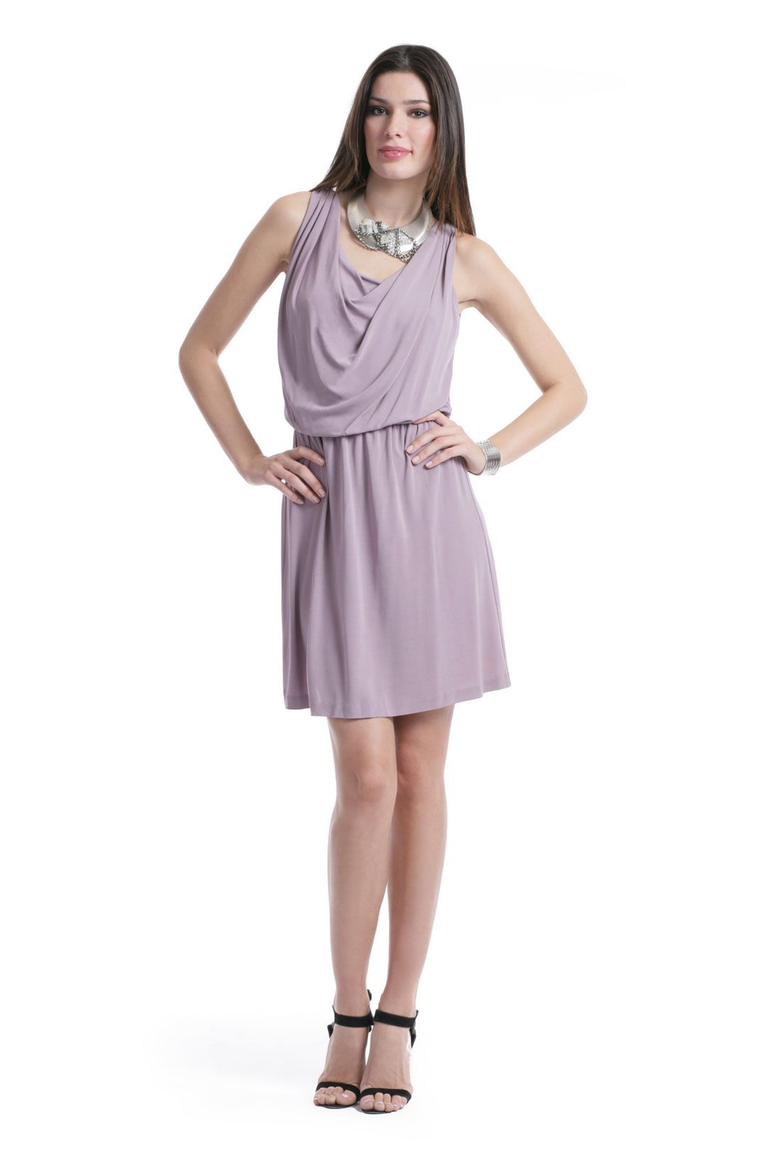 Mauvealous Dress by Halston Heritage Dresses, Halston