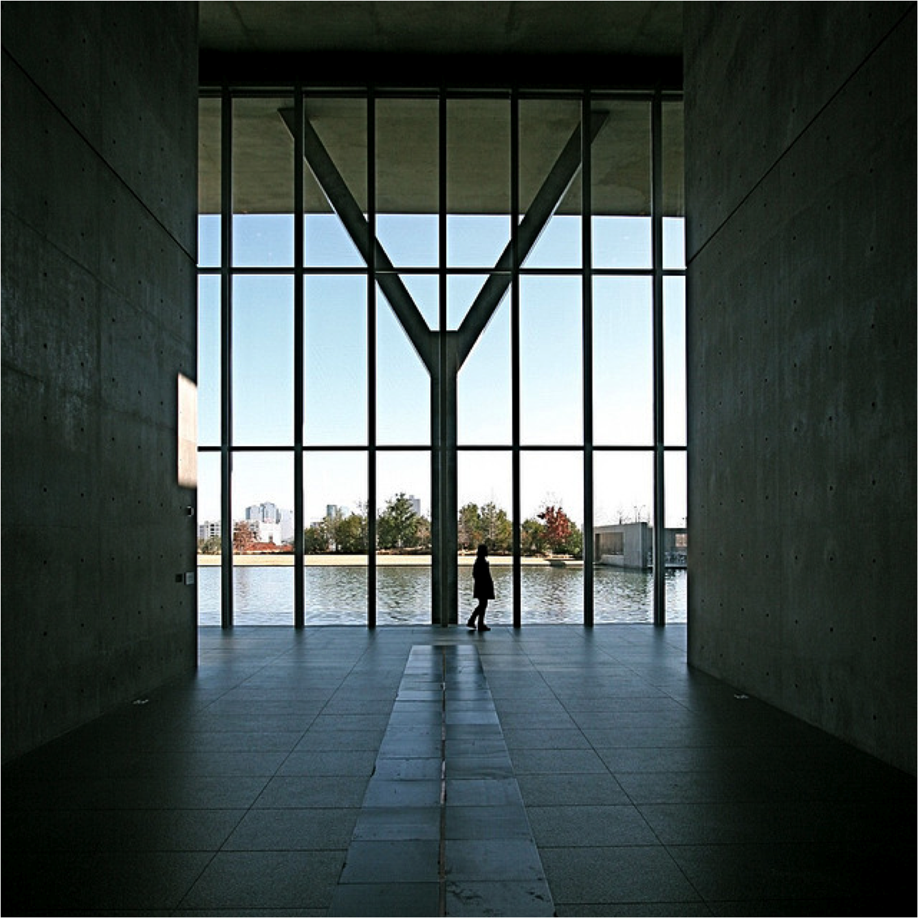 My Favorite Bookshelves Tadao Ando S Ryotaro Shiba Memorial Museum Museum Of Modern Art Art Museum Museum