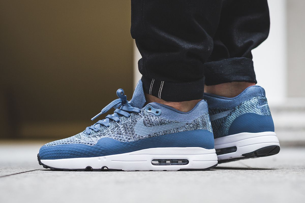 On Foot: Nike Air Max 1 Ultra 2.0 Flyknit