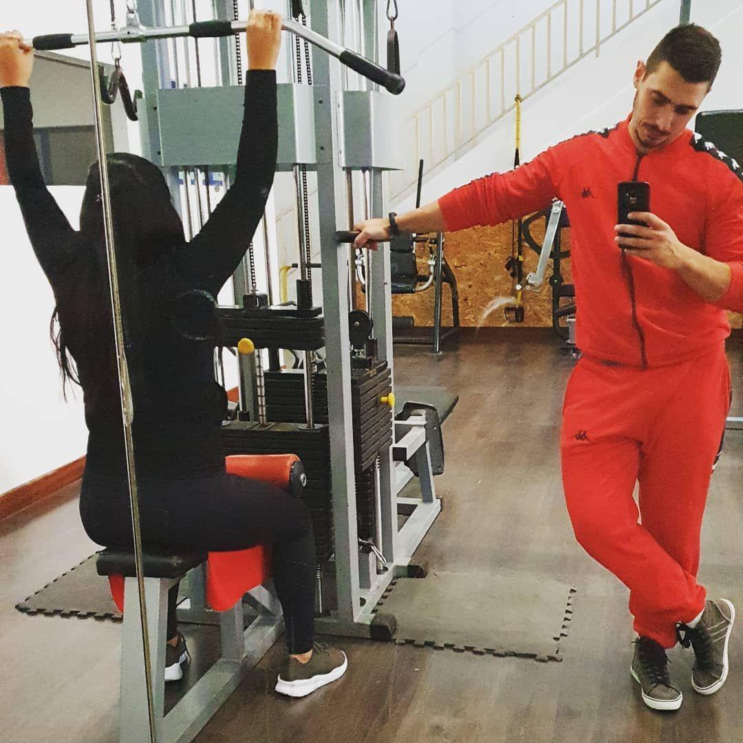 #fit #fitness #bodybuilding #gym #treino #onemore #ferro #musculacao #academia #musafit