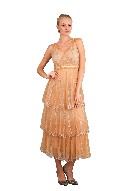 e2cadd2b5d2 Romantic Vintage Inspired Wedding Dresses - Gomes Weine AG