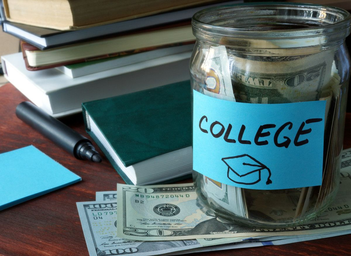 How To Get Started With A 529 Plan A College Savings Calculator College Costs College Money Financial Aid For College
