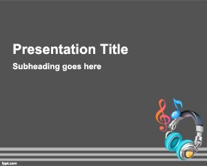 Music background for powerpoint music powerpoint template music background for powerpoint toneelgroepblik Image collections
