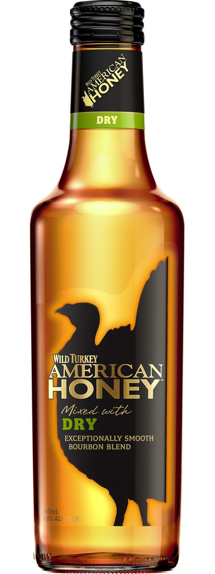 Wild Turkey American Honey Rtd Keeping A Bottle Of This Around For Head Cold And Other Ailments Alcohol Spirits Bottle Wild Turkey