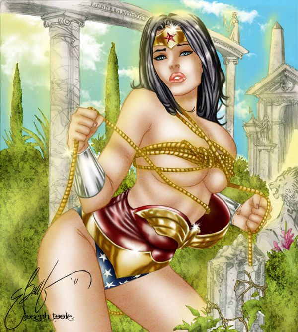 13 Best Sexy Warriors Images On Pinterest: Wonder Woman 4 By TVC-Designs On DeviantArt