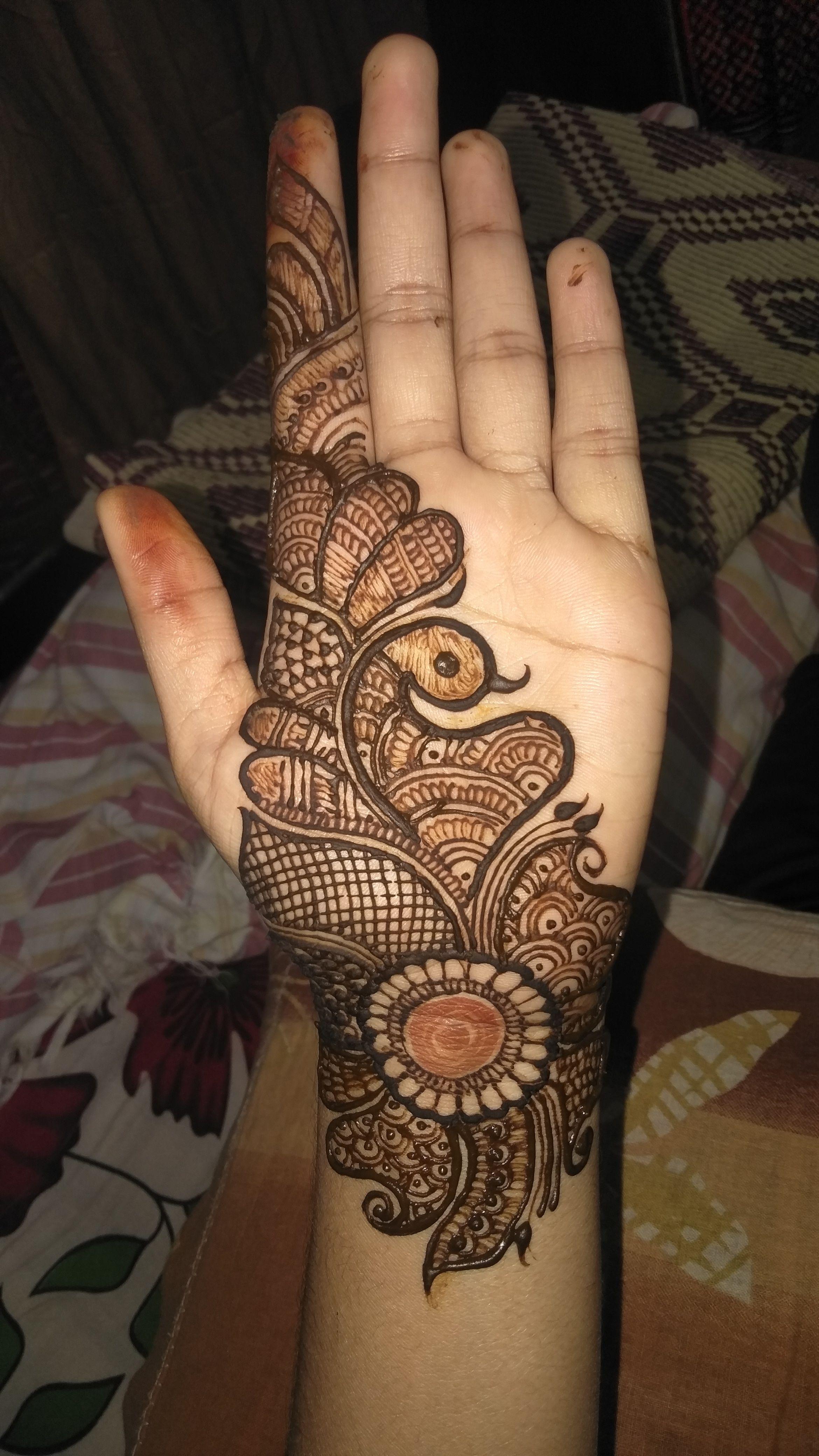 Arabian Mehndi Ka Design