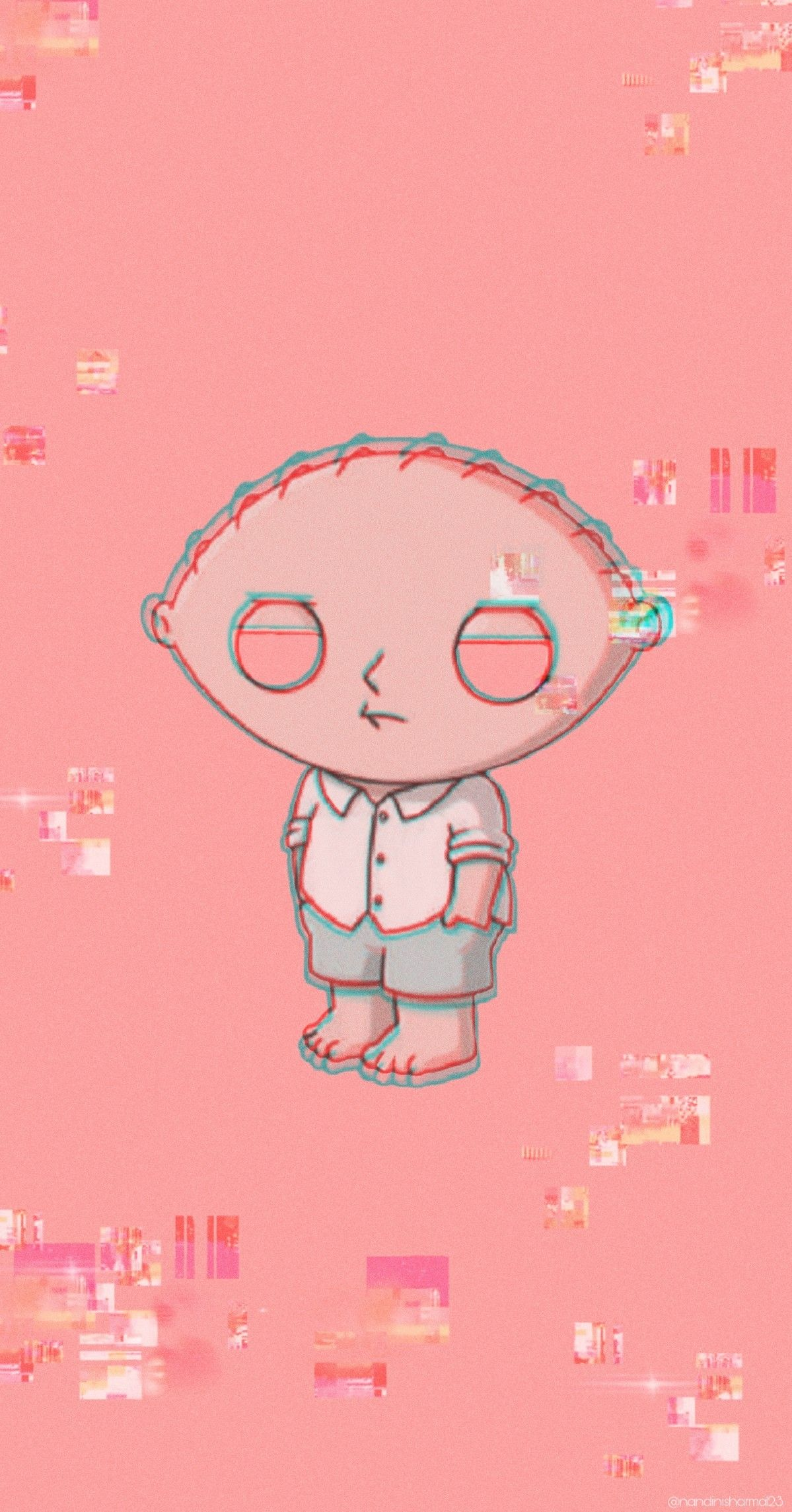 Family Guy Stewie Wallpaper By Ig Nandinisharma123 Family Guy Stewie Cartoon Wallpaper Family Guy Cartoon
