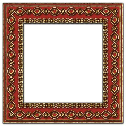 10 Free Ready-To-Use Or Customize Frames - Layered PSD and PNG Files ...