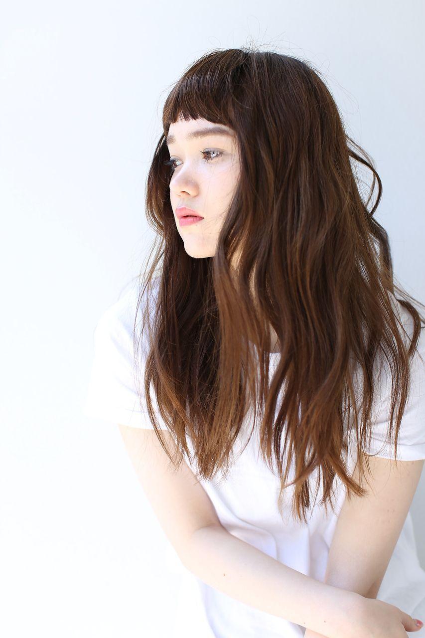 シュワルツコフオンライン Healthy 大人カジュアル ロング ヘアカタログ ロングヘア 美髪 ヘアアレンジ