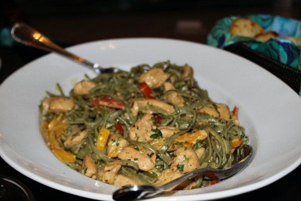 The tempting pepper chicken tequila fettuccine shrimp pasta recipes forumfinder Choice Image