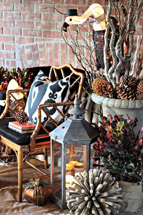 Trending Halloween Decor Go Glam - The Home Depot About 10 - how to decorate home for halloween