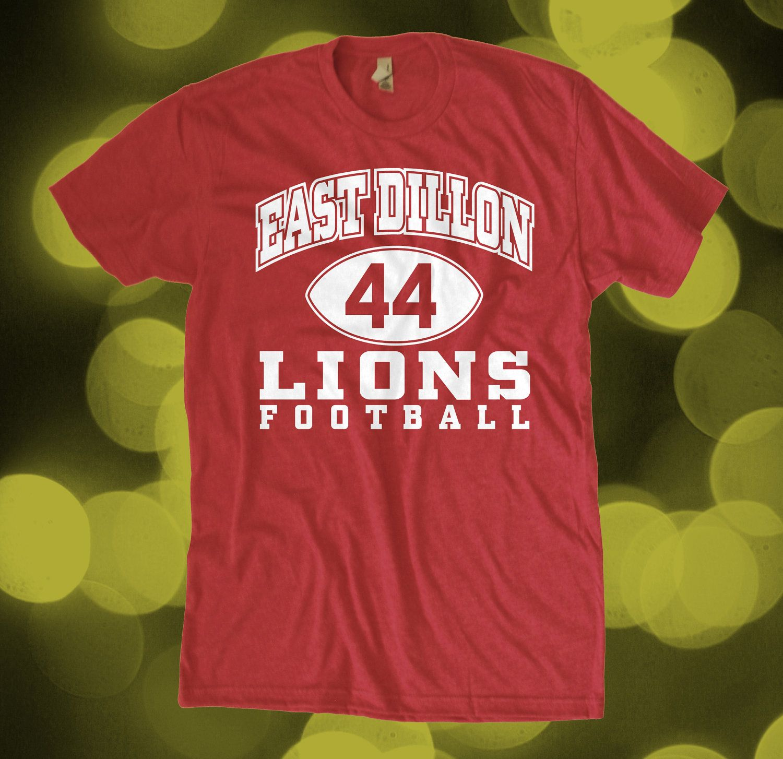 10dc9e4e0d0 East Dillon Lions T Shirt.  15.99