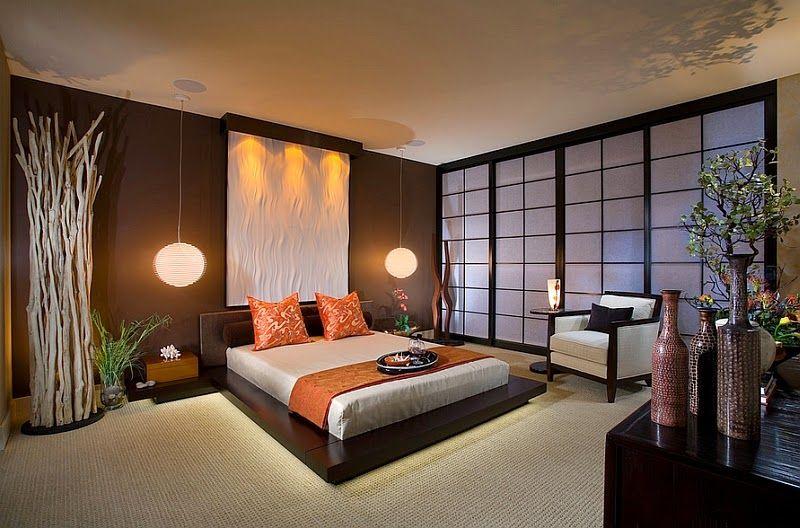 Dormitorios con Estilo e Inspiración Asiática by artesydisenos ...
