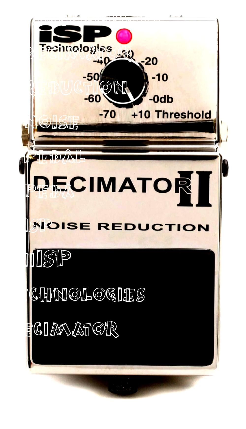 #technologies #decimator #reduction #noise #pedal #peda #isp #iiISP Technologies Decimator II Noise Reduction PedalISP Technologies Decimator II Noise Reduction Pedal  Archetype: Abasi - Neural DSP Technologies  JHS Pedals The AT+  Andy Timmons Signature Drive Pedal  Jackson King V KVXT (Black W/ Blood Red Bevels) |   Gibson Custom Shop Limited Flying V Custom Satin Red Widow  Polyphonic Pitch Shifter with Expression Pedal Input, Blend Control, and Buffered Bypass  Reeds Vol 10: Instrumen...