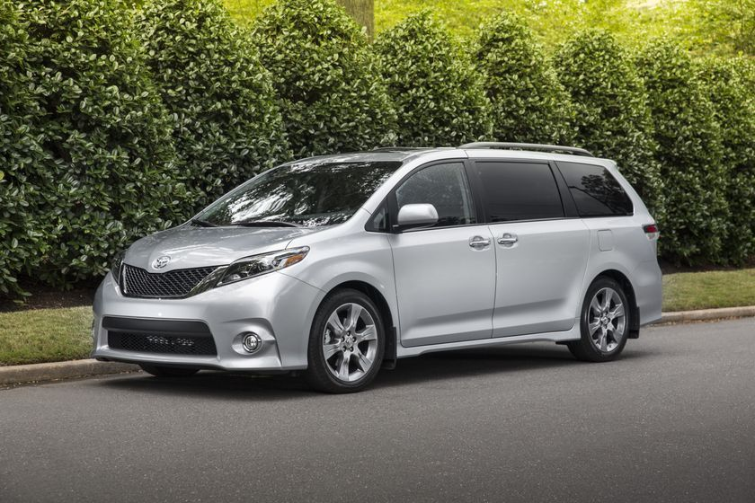 The 2016 Toyota Sienna Does Everything A Family Needs It To Do