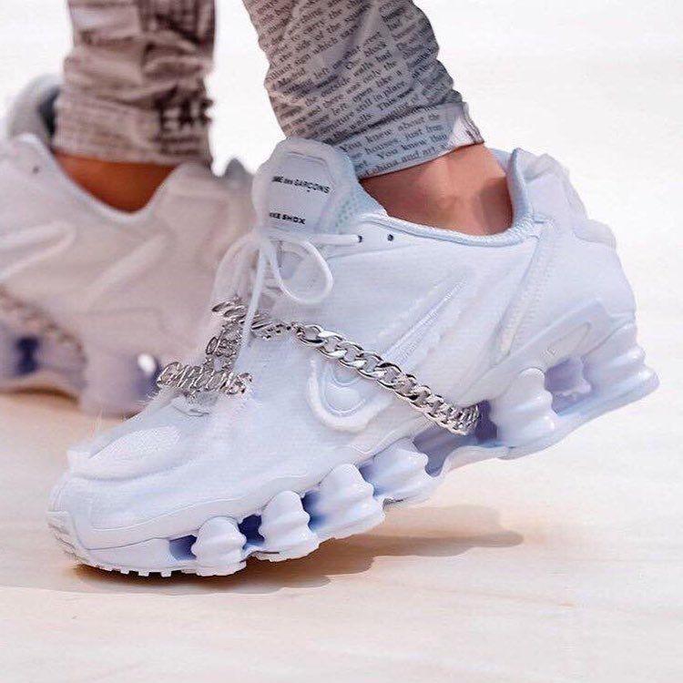 Nike shox, Sneakers fashion