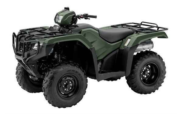 New 2016 Honda FourTrax Foreman 4x4 ES with Power Steering ATVs For Sale in California. You probably have a go-to person in your life— someone that you can count on in a pinch, the one you can count on when you need something done, done right, done now, and done without excuses. On the jobsite or the shop floor, it's probably the shop foreman. And in the world of all-terrain vehicles that's the Honda Foreman.