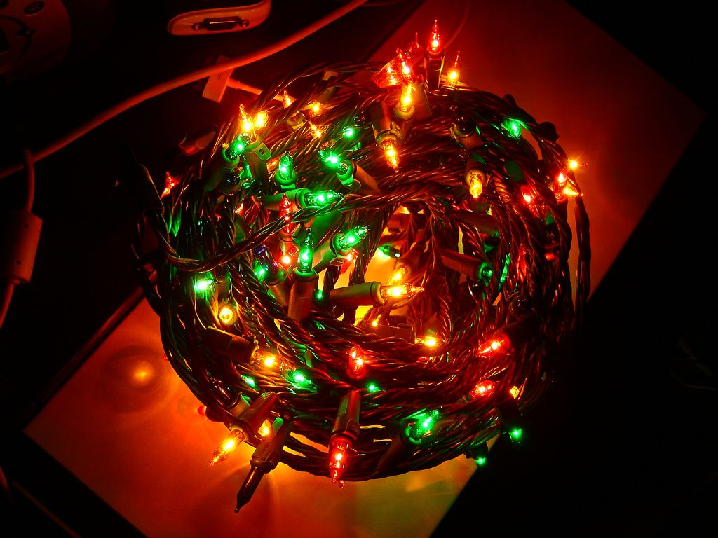 A viral story claims Christmas lights wage war on your WiFi. Here's the science behind whether or not it's true and ways to fix it if so.