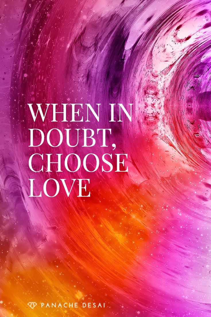 Love Is A Powerful Force That Will Guide You Closer To Clarity And Connection Choose Love Wisdom Quotes Truth