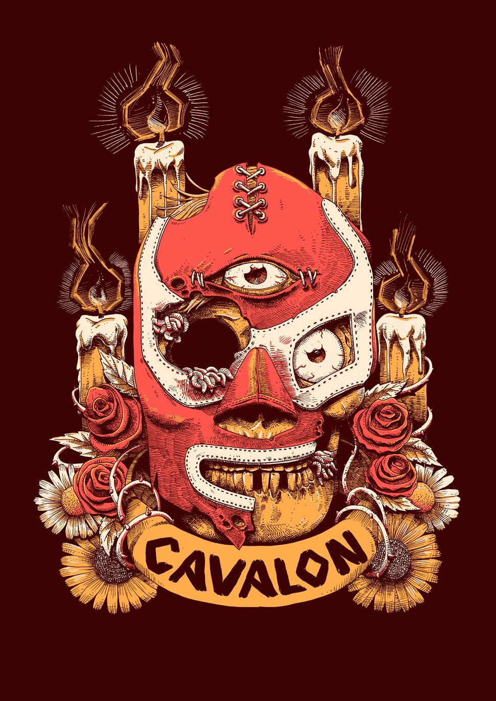 Cavalon on Behance