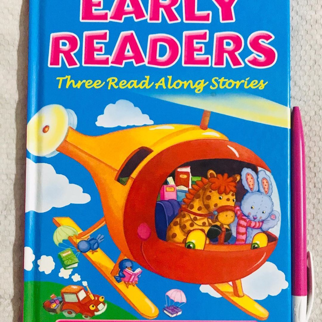 Download Ebook Free Review Early Readers Three Read Along