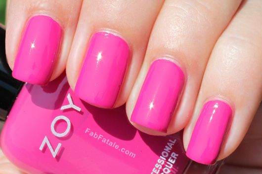 Uñas-de-color-rosas.jpg (530×353)