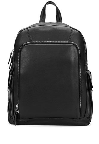 Oliver soft pebble leather backpack #menswear #backpack ...